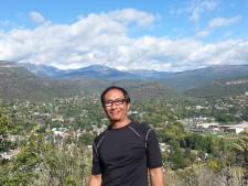 Zaw Zaw overlooking Durango