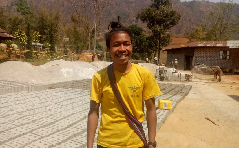 Aung Than's Story: Becoming an Entrepreneur